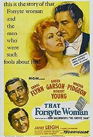 That Forsyte Woman (1949) Poster - Movie Forum, Cast, Reviews