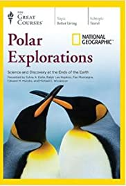 National Geographics Polar Explorations Poster