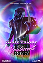 Glass Talons of the Iridescent Raven