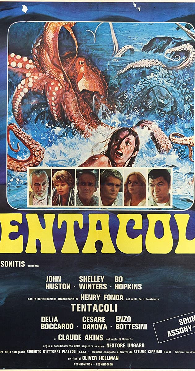 Subtitle of Tentacles