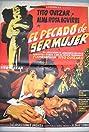 El pecado de ser mujer (1955) Poster