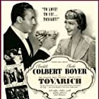 Charles Boyer and Claudette Colbert in Tovarich (1937)