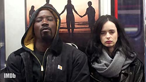 """The Defenders"" Reveal Things to Know About Luke Cage and Mike Colter"