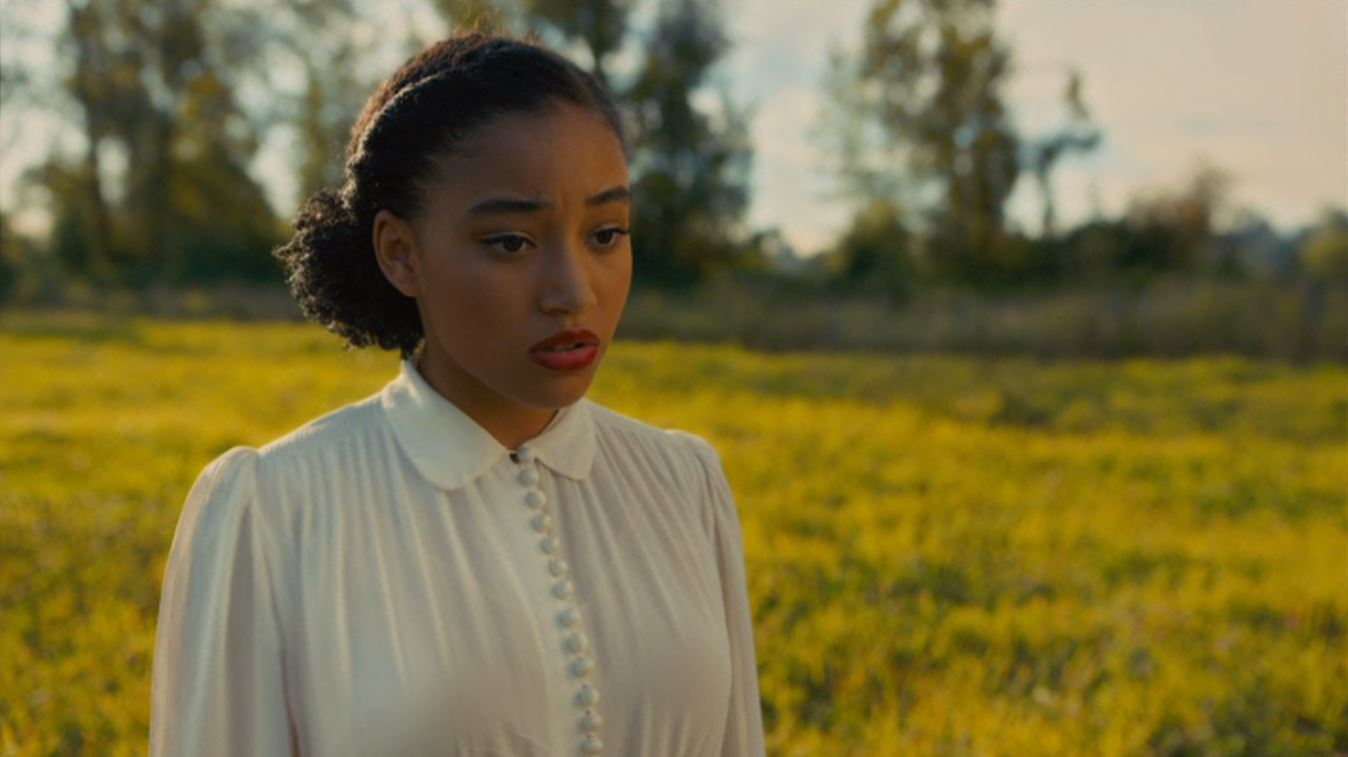 Amandla Stenberg in Everything, Everything (2017)