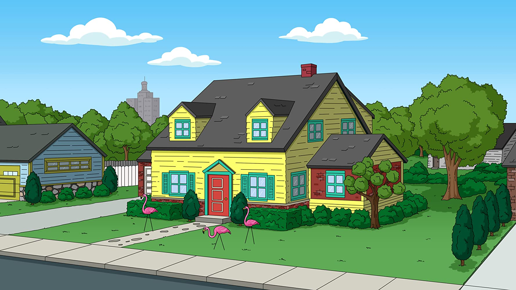 Family Guy\' Through the Years (2018)