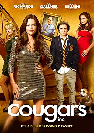 Where to stream Cougars Inc.
