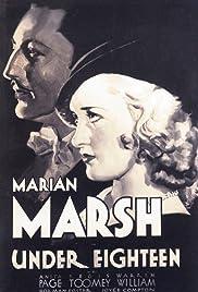 Under Eighteen(1931) Poster - Movie Forum, Cast, Reviews