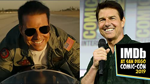 Inside That 'Top Gun: Maverick' Trailer That Owned Comic-Con