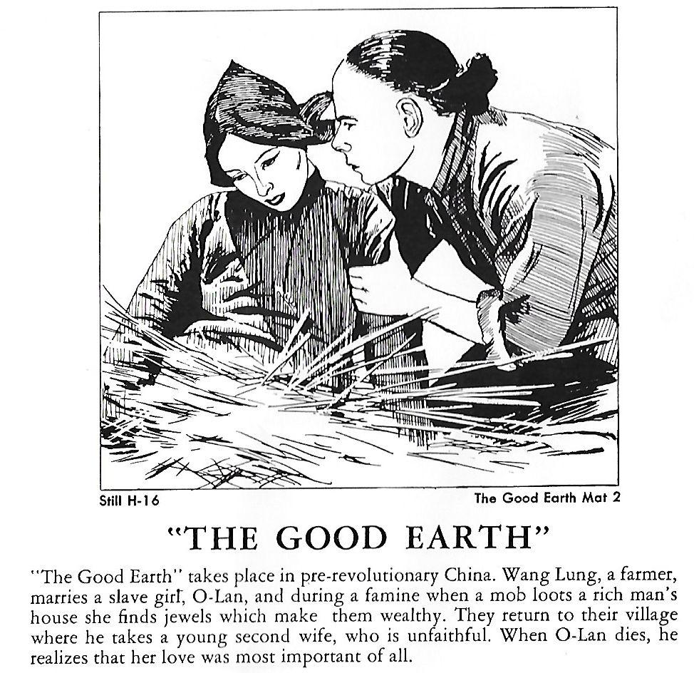 the good earth wife
