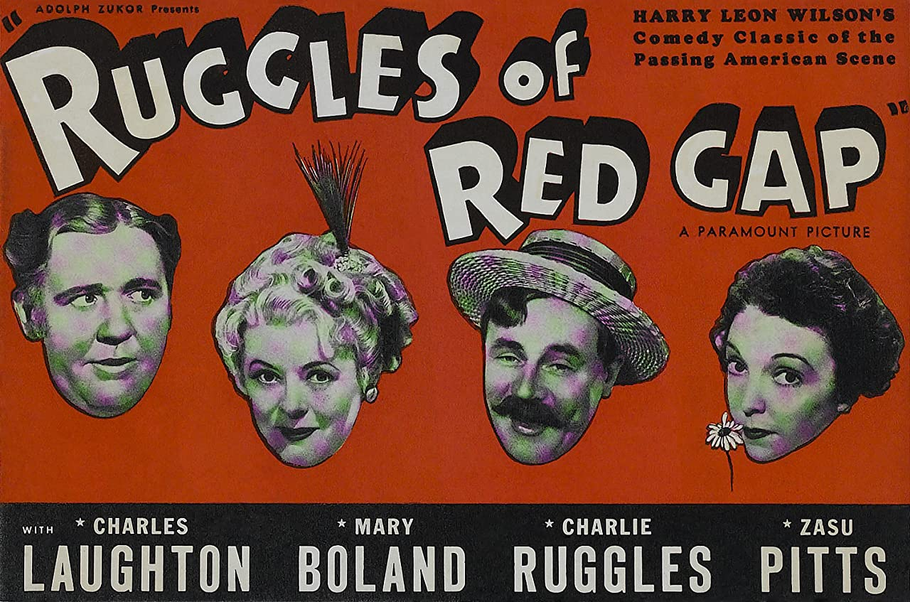 Ruggles of Red Gap (1935) US poster