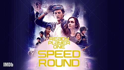 'Ready Player One' Speed Round