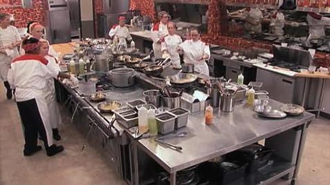 Hell S Kitchen 15 Chefs Compete Tv Episode 2014 Imdb