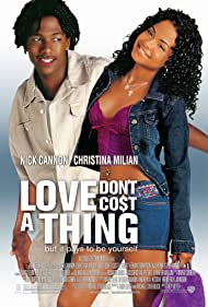 Nick Cannon and Christina Milian in Love Don't Cost a Thing (2003)
