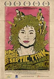 The Woman in the Septic Tank Poster