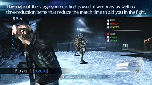 Resident Evil 6 (Siege Mode)