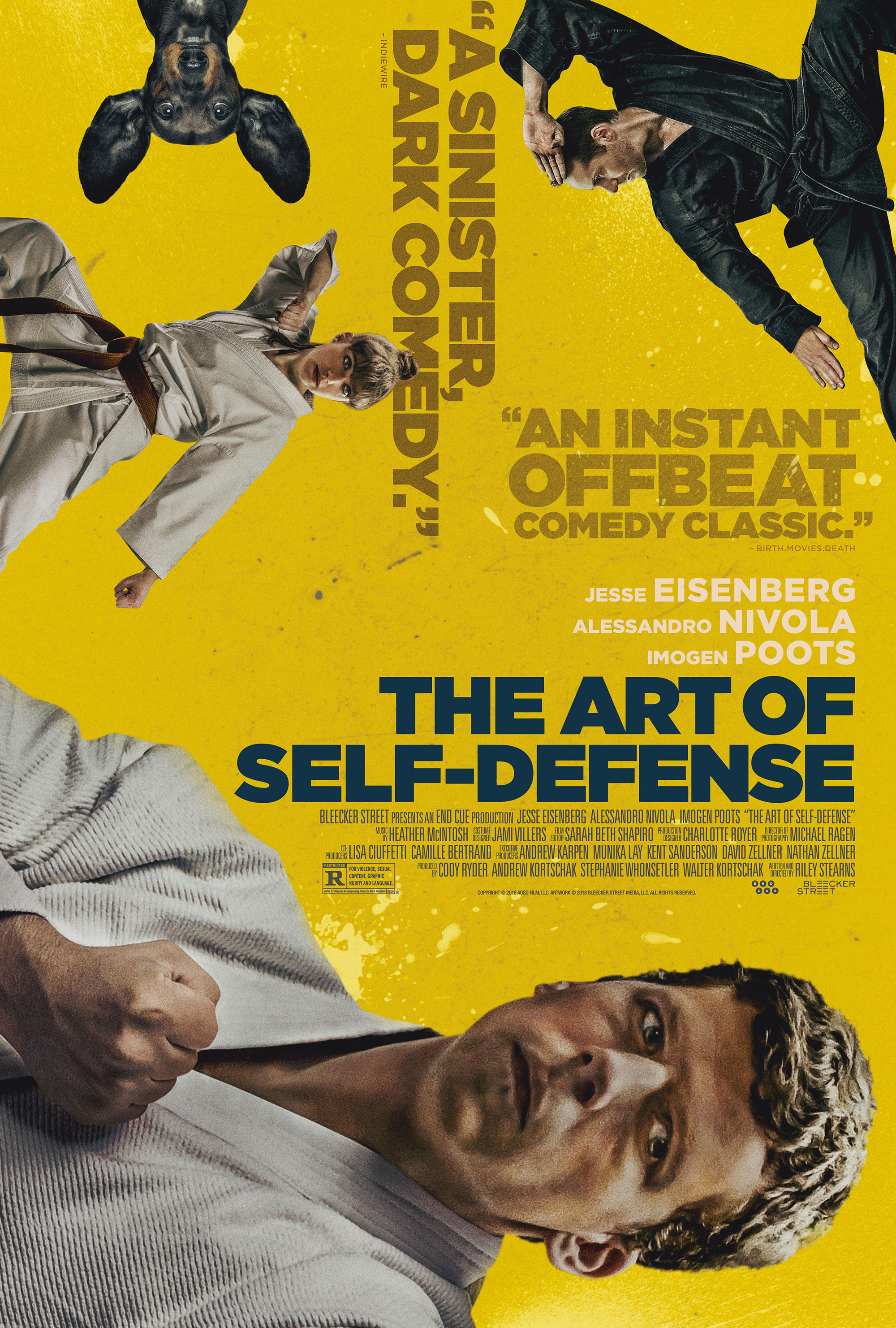 Image result for the art of self defense 2019
