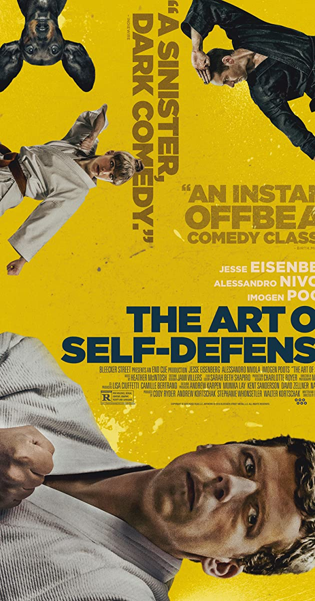 The Art of Self-Defense.2019.DVDRip.XviD.AC3-EVO[TGx]