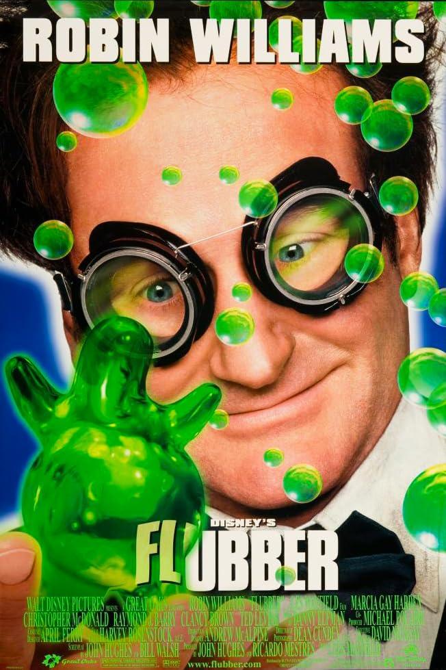 Flubber (1997) Hindi Dubbed