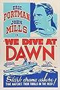 We Dive at Dawn (1943) Poster