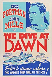 We Dive at Dawn Poster