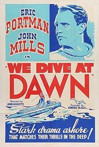 We Dive at Dawn Ralph Thomas
