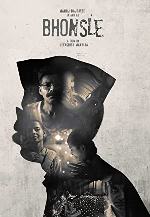 Download Bhonsle (2020) Hindi Movie 720p | 480p HDRip 900MB | 300MB
