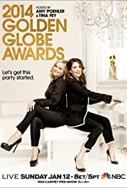 71st Golden Globe Awards Poster