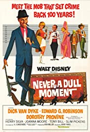 Never a Dull Moment (1968) Poster - Movie Forum, Cast, Reviews