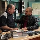 Juan Carlos Cantu and Michael Mando in Better Call Saul (2015)
