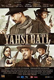 Yahsi Bati - The Ottoman Cowboys Poster