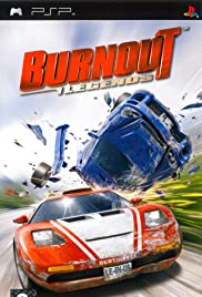 Burnout Legends Poster