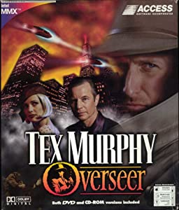 Movies dvdrip free download Tex Murphy: Overseer [420p]