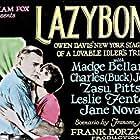 Madge Bellamy and Buck Jones in Lazybones (1925)