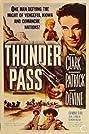 Thunder Pass (1954) Poster
