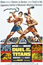 Duel of the Titans (1961) Poster