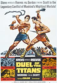 Duel of the Titans(1961) Poster - Movie Forum, Cast, Reviews