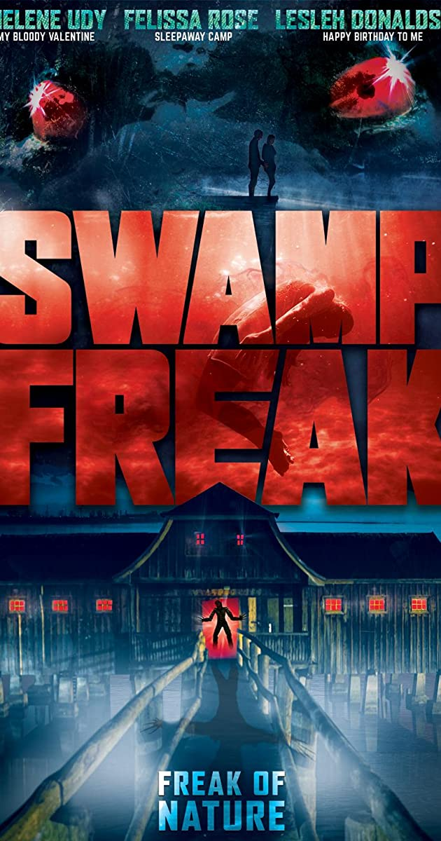 Subtitle of Swamp Freak