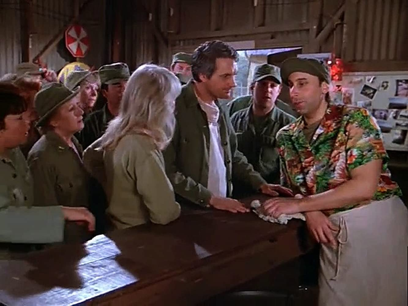 M A S H 1972 1983 Igor straminsky, a recurring character in the television series m*a*s*h. m a s h 1972 1983