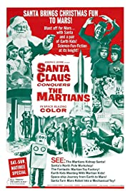 Santa Claus Conquers the Martians (1964) Poster - Movie Forum, Cast, Reviews