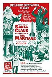 ##SITE## DOWNLOAD Santa Claus Conquers the Martians (1964) ONLINE PUTLOCKER FREE