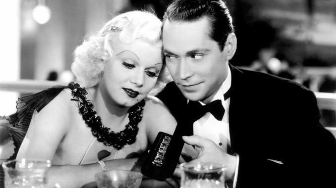 Jean Harlow and Franchot Tone in The Girl from Missouri (1934)