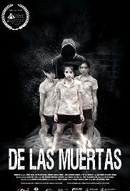 De las muertas Poster