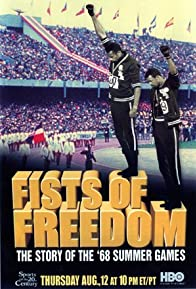 Primary photo for Fists of Freedom: The Story of the '68 Summer Games