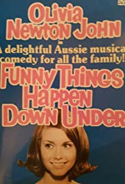 Funny Things Happen Down Under Poster