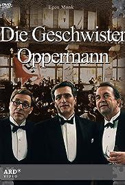 Die Geschwister Oppermann Poster