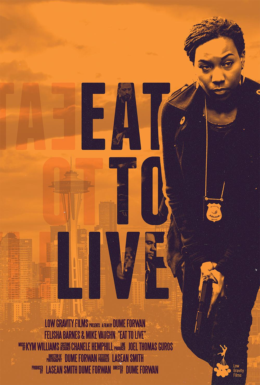 Eat to Live (2019) WebRip 720p Dual Audio [Hindi (Voice Over) Dubbed + English] [Full Movie]
