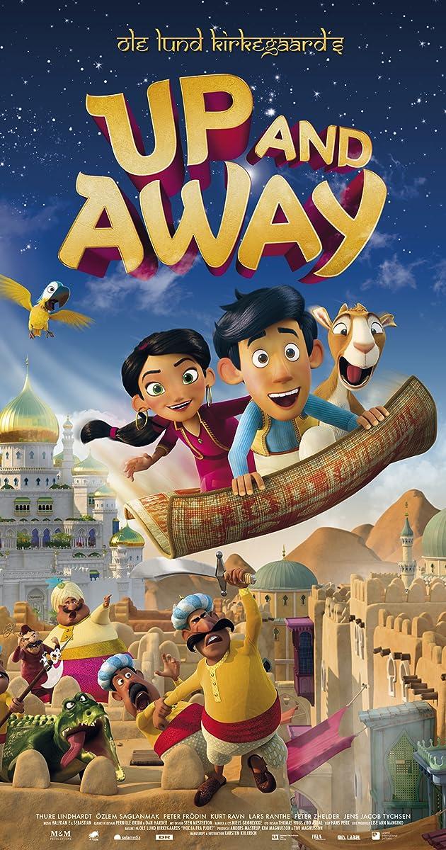 Up and Away (2018) Subtitles