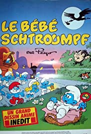 The Baby Smurf Poster