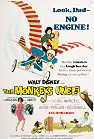 The Monkey's Uncle (1965) Poster - Movie Forum, Cast, Reviews