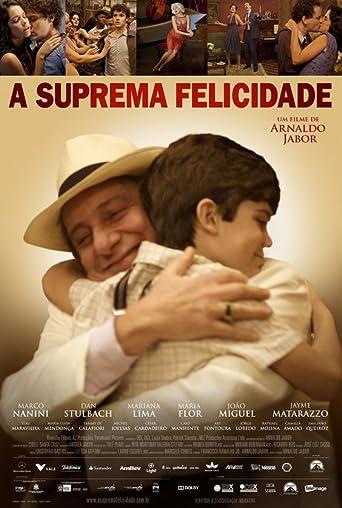 A Suprema Felicidade - Poster